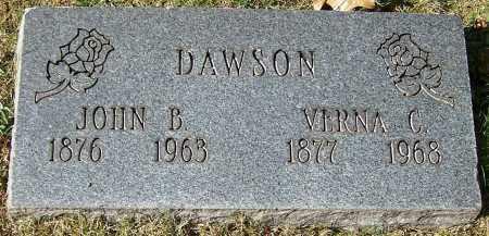 DAWSON, VERNA C. - Stark County, Ohio | VERNA C. DAWSON - Ohio Gravestone Photos