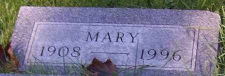 DEETZ, MARY - Stark County, Ohio | MARY DEETZ - Ohio Gravestone Photos
