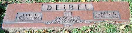 DEIBEL, FLORA A. - Stark County, Ohio | FLORA A. DEIBEL - Ohio Gravestone Photos