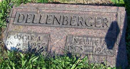 DELLENBERGER, NELLIE B. - Stark County, Ohio | NELLIE B. DELLENBERGER - Ohio Gravestone Photos