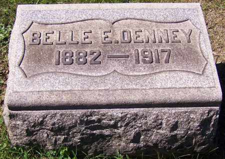 DENNEY, BELLE E. - Stark County, Ohio | BELLE E. DENNEY - Ohio Gravestone Photos