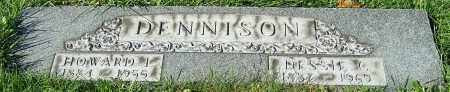 DENNISON, HOWARD L. - Stark County, Ohio | HOWARD L. DENNISON - Ohio Gravestone Photos