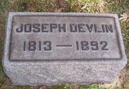 DEVLIN, JOSEPH - Stark County, Ohio | JOSEPH DEVLIN - Ohio Gravestone Photos