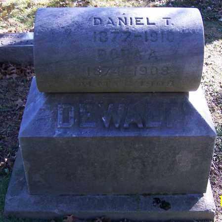 DEWALT, DORA A. - Stark County, Ohio | DORA A. DEWALT - Ohio Gravestone Photos