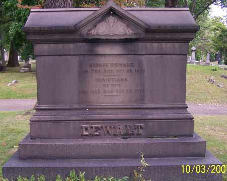 DEWALT, GEORGE - Stark County, Ohio | GEORGE DEWALT - Ohio Gravestone Photos