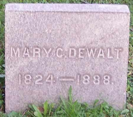 DEWALT, MARY C. - Stark County, Ohio | MARY C. DEWALT - Ohio Gravestone Photos