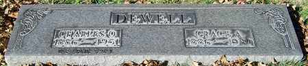 DEWELL, GRACE A. - Stark County, Ohio | GRACE A. DEWELL - Ohio Gravestone Photos