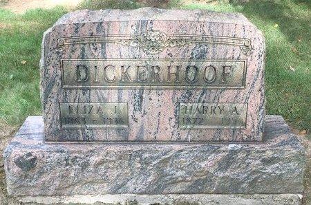 DICKERHOFF, HARRY A. - Stark County, Ohio | HARRY A. DICKERHOFF - Ohio Gravestone Photos