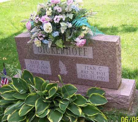 DICKERHOFF, PAUL G. - Stark County, Ohio | PAUL G. DICKERHOFF - Ohio Gravestone Photos