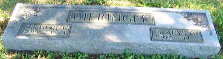 DIERINGER, CLEMENT P. - Stark County, Ohio | CLEMENT P. DIERINGER - Ohio Gravestone Photos