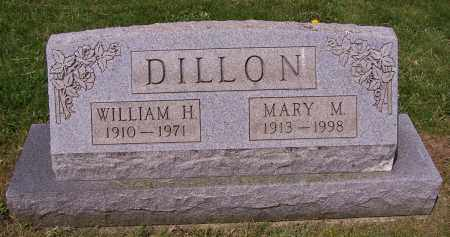 DILLON, WILLIAM H. - Stark County, Ohio | WILLIAM H. DILLON - Ohio Gravestone Photos