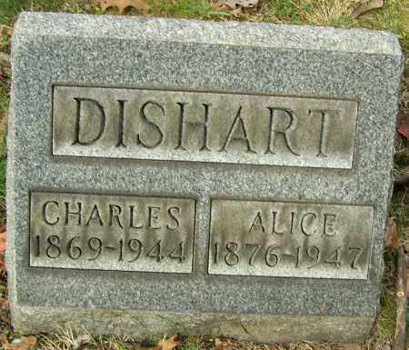 DISHART, CHARLES - Stark County, Ohio | CHARLES DISHART - Ohio Gravestone Photos