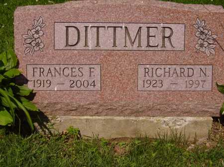 DITTMER, RICHARD - Stark County, Ohio | RICHARD DITTMER - Ohio Gravestone Photos