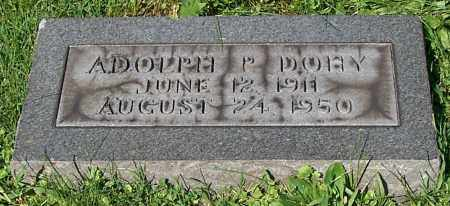 DOHY, ADOLPH P. - Stark County, Ohio | ADOLPH P. DOHY - Ohio Gravestone Photos