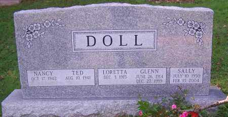 DOLL, TED - Stark County, Ohio | TED DOLL - Ohio Gravestone Photos