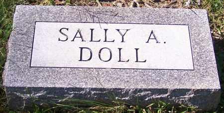 DOLL, SALLY A. - Stark County, Ohio | SALLY A. DOLL - Ohio Gravestone Photos