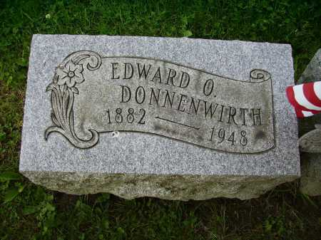 DONNENWIRTH, EDWARD O. - Stark County, Ohio | EDWARD O. DONNENWIRTH - Ohio Gravestone Photos