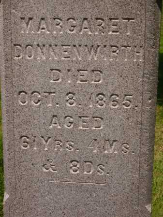 DONNENWIRTH, MARGARET - CLOSEVIEW - Stark County, Ohio | MARGARET - CLOSEVIEW DONNENWIRTH - Ohio Gravestone Photos