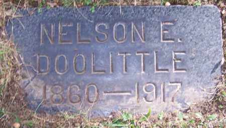 DOOLITTLE, NELSON E. - Stark County, Ohio | NELSON E. DOOLITTLE - Ohio Gravestone Photos