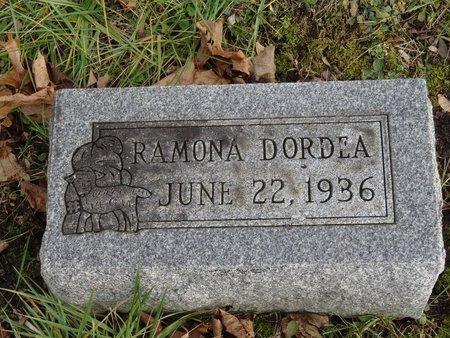 DORDEA, RAMONA - Stark County, Ohio | RAMONA DORDEA - Ohio Gravestone Photos