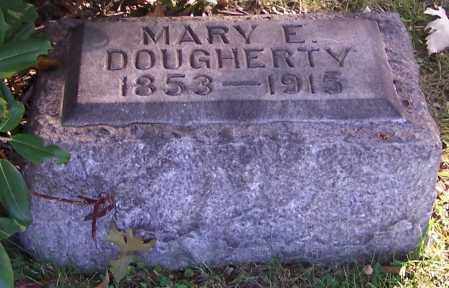 DOUGHERTY, MARY E. - Stark County, Ohio   MARY E. DOUGHERTY - Ohio Gravestone Photos