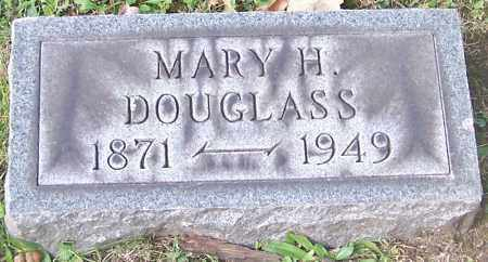 DOUGLASS, MARY H. - Stark County, Ohio | MARY H. DOUGLASS - Ohio Gravestone Photos
