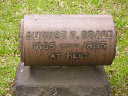 DRAGE, AUGUST F. - Stark County, Ohio | AUGUST F. DRAGE - Ohio Gravestone Photos