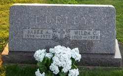 DUDLEY, JABEZ A. - Stark County, Ohio | JABEZ A. DUDLEY - Ohio Gravestone Photos