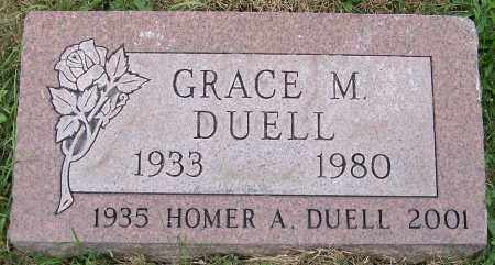 DUELL, GRACE M. - Stark County, Ohio | GRACE M. DUELL - Ohio Gravestone Photos
