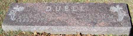 DUELL, WILSON S. - Stark County, Ohio | WILSON S. DUELL - Ohio Gravestone Photos