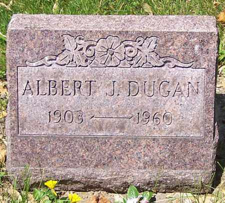 DUGAN, ALBERT J. - Stark County, Ohio | ALBERT J. DUGAN - Ohio Gravestone Photos