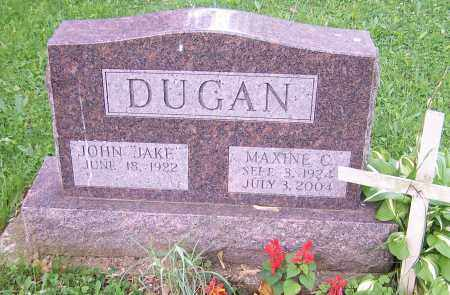 DUGAN, MAXINE C. - Stark County, Ohio | MAXINE C. DUGAN - Ohio Gravestone Photos