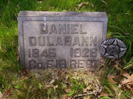DULABAHN, DANIEL - Stark County, Ohio | DANIEL DULABAHN - Ohio Gravestone Photos