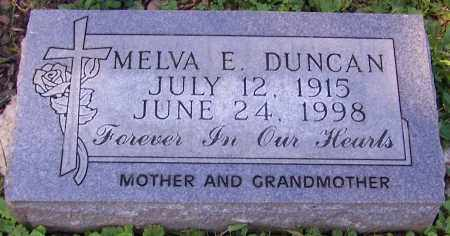 DUNCAN, MELVA E. - Stark County, Ohio | MELVA E. DUNCAN - Ohio Gravestone Photos