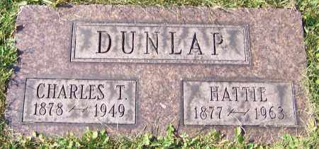 DUNLAP, HATTIE - Stark County, Ohio | HATTIE DUNLAP - Ohio Gravestone Photos