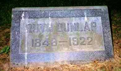 DUNLAP, RUTH - Stark County, Ohio | RUTH DUNLAP - Ohio Gravestone Photos