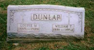 DUNLAP, WILLIAM T. - Stark County, Ohio | WILLIAM T. DUNLAP - Ohio Gravestone Photos