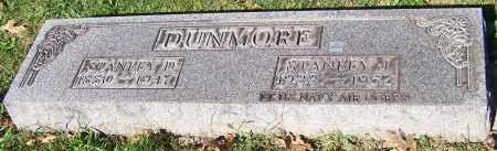 DUNMORE, STANLEY J. - Stark County, Ohio | STANLEY J. DUNMORE - Ohio Gravestone Photos