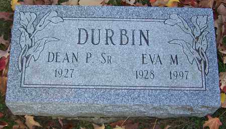 DURBIN, EVA M. - Stark County, Ohio | EVA M. DURBIN - Ohio Gravestone Photos