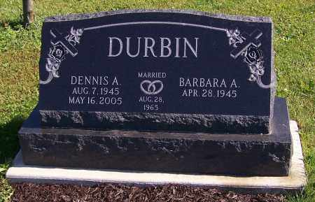DURBIN, BARBARA A. - Stark County, Ohio | BARBARA A. DURBIN - Ohio Gravestone Photos
