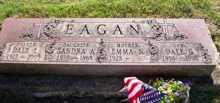 EAGAN, EMMA N. - Stark County, Ohio | EMMA N. EAGAN - Ohio Gravestone Photos