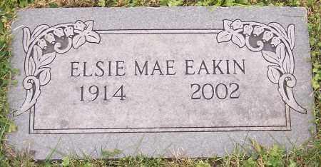 EAKIN, ELSIE MAE - Stark County, Ohio | ELSIE MAE EAKIN - Ohio Gravestone Photos