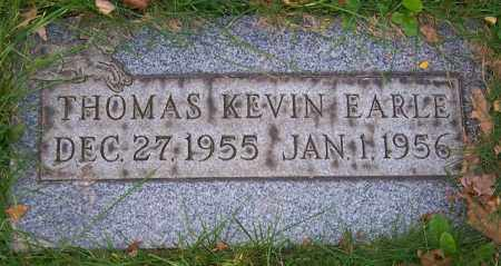 EARLE, THOMAS KEVIN - Stark County, Ohio | THOMAS KEVIN EARLE - Ohio Gravestone Photos