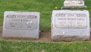 EARLEY, FRANCES - Stark County, Ohio | FRANCES EARLEY - Ohio Gravestone Photos