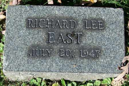 EAST, RICHARD LEE - Stark County, Ohio | RICHARD LEE EAST - Ohio Gravestone Photos