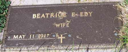 EBY, BEATRICE E. - Stark County, Ohio | BEATRICE E. EBY - Ohio Gravestone Photos