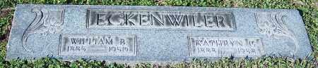 ECKENWILER, KATHRYN C. - Stark County, Ohio | KATHRYN C. ECKENWILER - Ohio Gravestone Photos