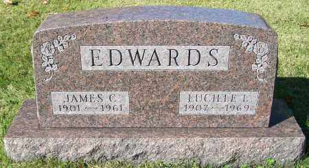 EDWARDS, JAMES C. - Stark County, Ohio | JAMES C. EDWARDS - Ohio Gravestone Photos