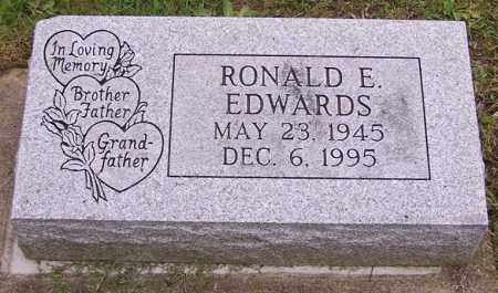 EDWARDS, RONALD E. - Stark County, Ohio | RONALD E. EDWARDS - Ohio Gravestone Photos