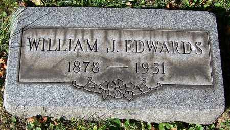 EDWARDS, WILLIAM J. - Stark County, Ohio | WILLIAM J. EDWARDS - Ohio Gravestone Photos